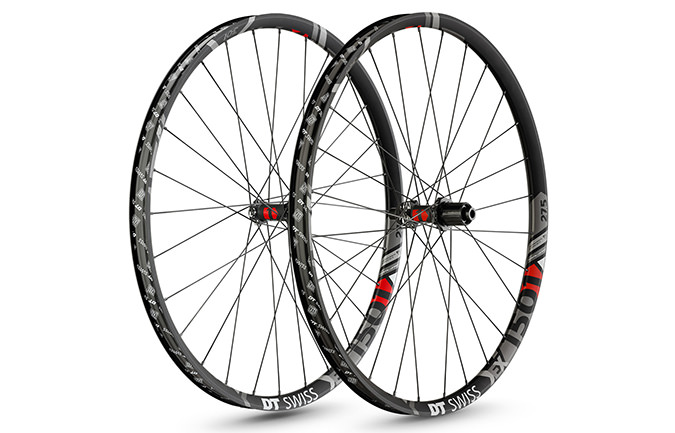 DT SWISS EX 1501 SPLINE WHEELSET 650B BOOST 30MM