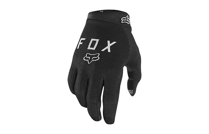 FOX KIDS RANGER GLOVES BLACK 2019
