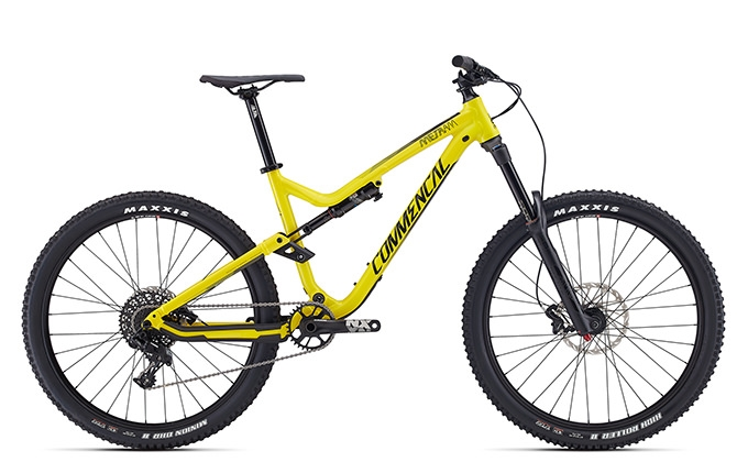 META AM V4.2 ORIGIN 650B YELLOW 2017