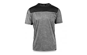 DAKINE SHORT SLEEVE CHARGER  JERSEY CARBON BLACK 2018