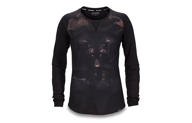 DAKINE XENA LONG SLEEVE JERSEY DARK WOLF 2019