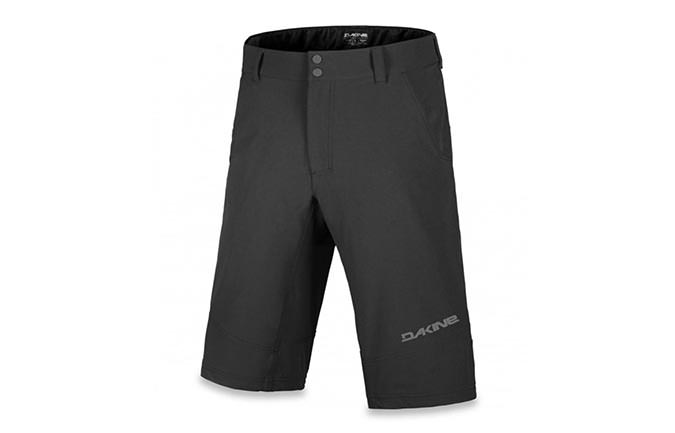 DAKINE DERAIL BLACK SHORTS 2018