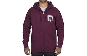 COMMENCAL SHIELD ZIPPER MAROON 2019
