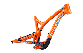 FRAME SUPREME SX ORANGE 2018