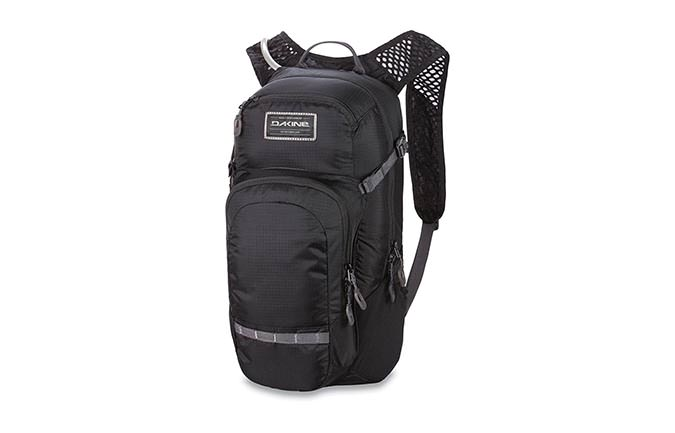SESSION HYDRATION BACKPACK 16L BLACK 2018